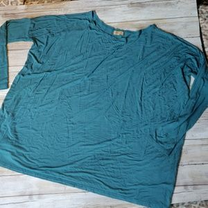 Anthropologie Pico 1988 top